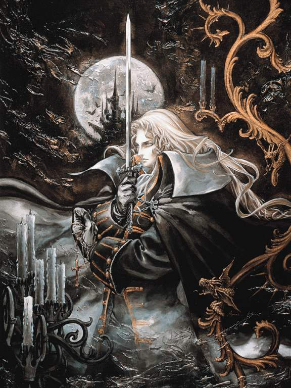 ayami-kojima-castlevania-dracula-symphony-night-alucard