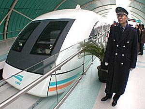 maglev japones