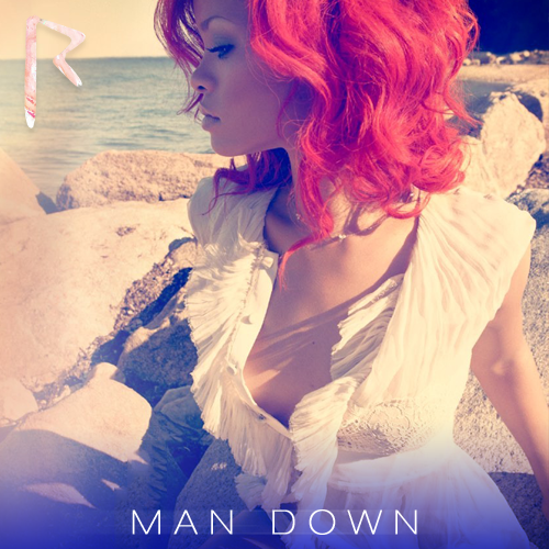 rihanna man down cover song cancion