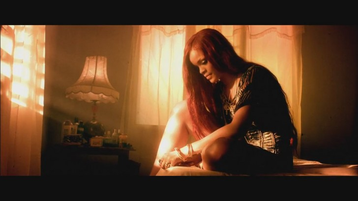 rihanna man down video