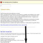 spam phishing paypal correo fraudulento