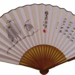 abanico chino calor aire