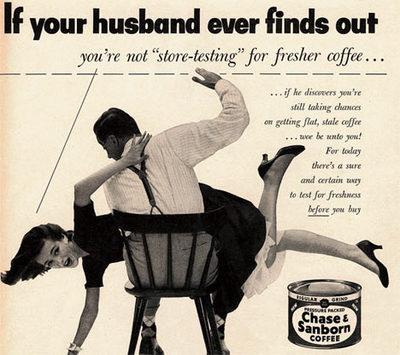 anuncio publicidad sexista machista cafe sanborn