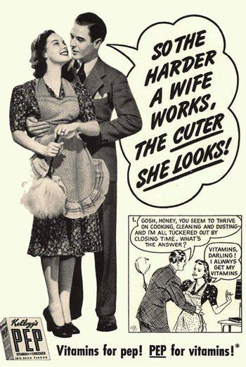 anuncio publicidad sexista machista vitaminas pep