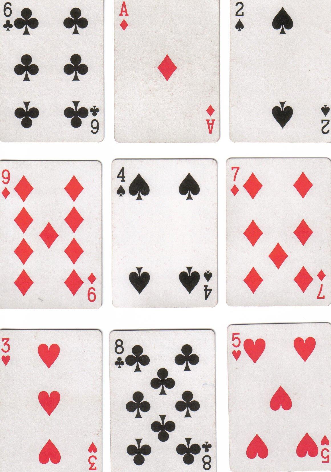 juego de cartas casino