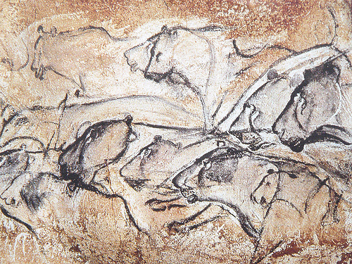 cueva chauvet francia pinturas