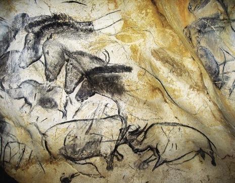 cueva de chauvet pinturas rupestres