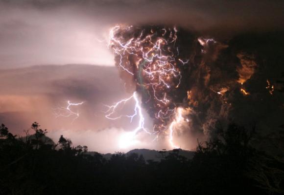 imagenes sin photoshop tormenta rayos