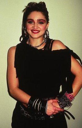madonna 1983 lucky star