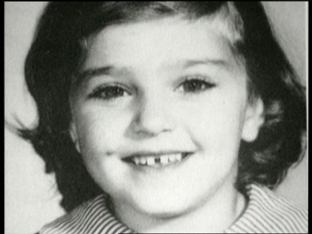 madonna pequena girl