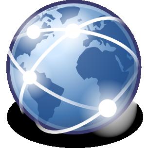 mundo planeta tierra comunicaciones