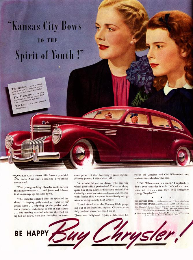 publicidad anuncios sexistas machistas coches chrysler