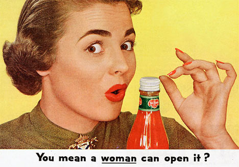 publicidad anuncios sexistas machistas ketchup delmonte