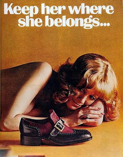 publicidad anuncios sexistas machistas mantenla donde pertenece