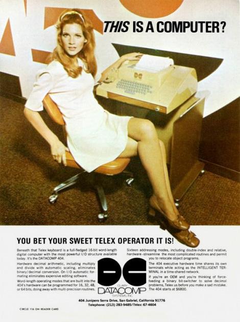 publicidad anuncios sexistas machistas ordenador datacomp
