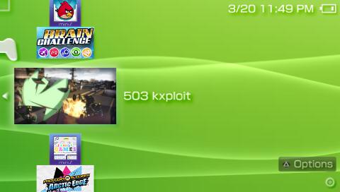503 kxploit psp