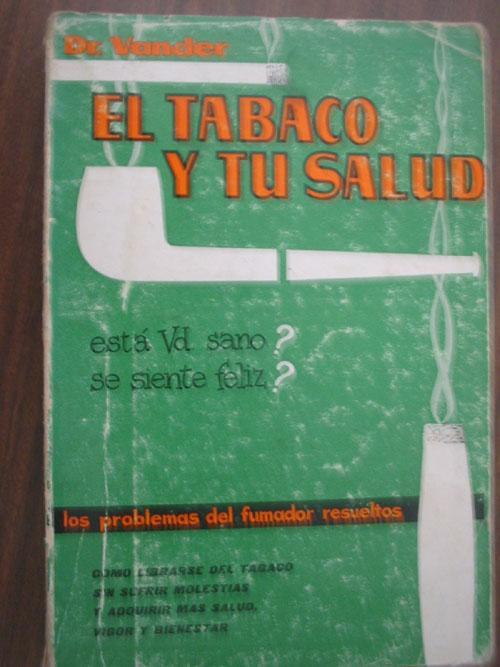 Adrian Vander tabaco salud
