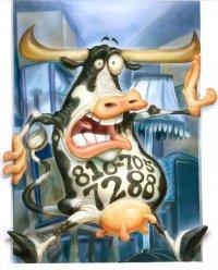 El tio que descubrio la leche que cojones estaba haciendo con la vaca
