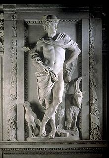 Mercurio mitologia romana