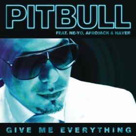 Pitbull Give Me Everything neyo afrojack nayer