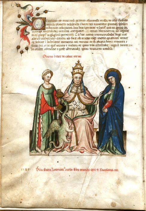Vaticinia de Summis Pontificibus 04