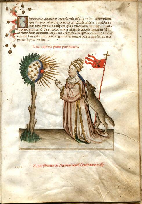 Vaticinia de Summis Pontificibus 05
