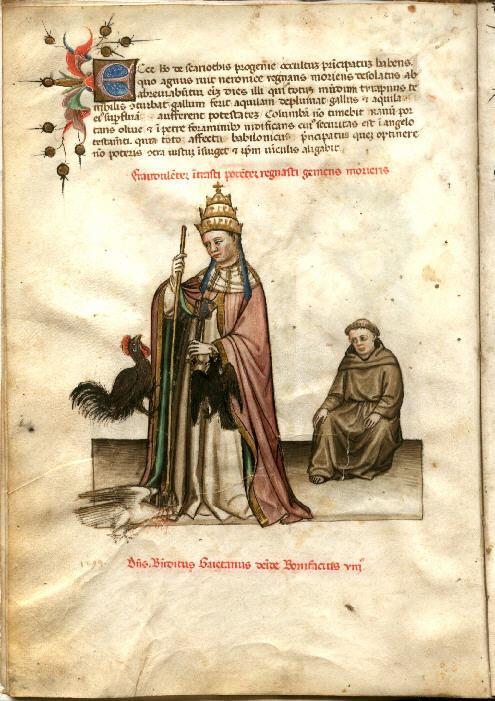 Vaticinia de Summis Pontificibus 06