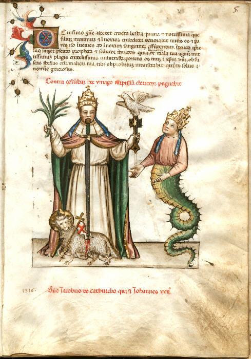 Vaticinia de Summis Pontificibus 09