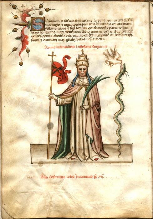 Vaticinia de Summis Pontificibus 1