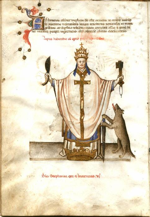 Vaticinia de Summis Pontificibus 12