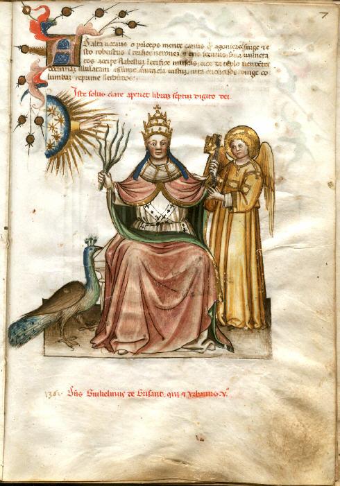 Vaticinia de Summis Pontificibus 13