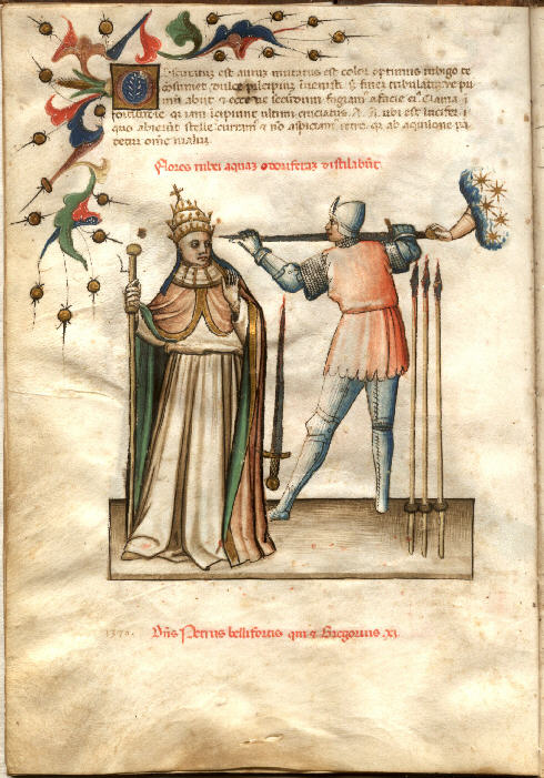 Vaticinia de Summis Pontificibus 14