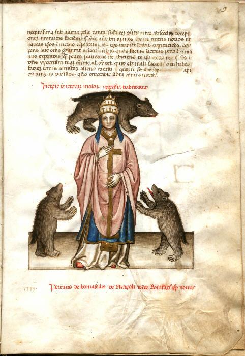 Vaticinia de Summis Pontificibus 17