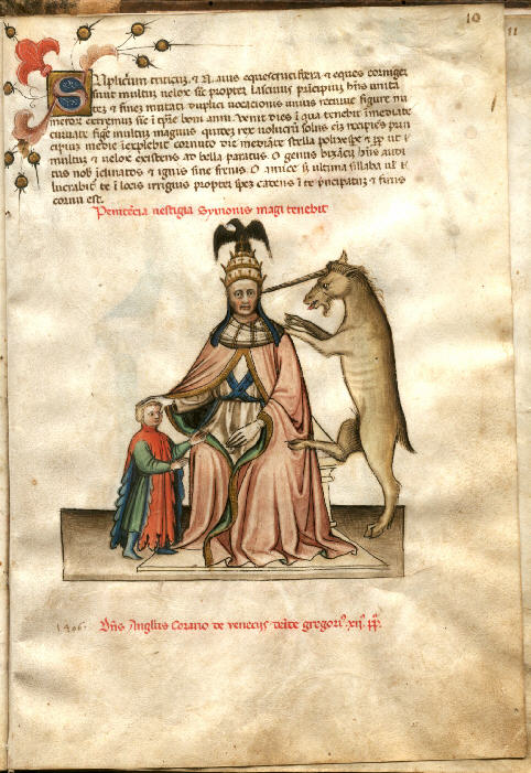 Vaticinia de Summis Pontificibus 19