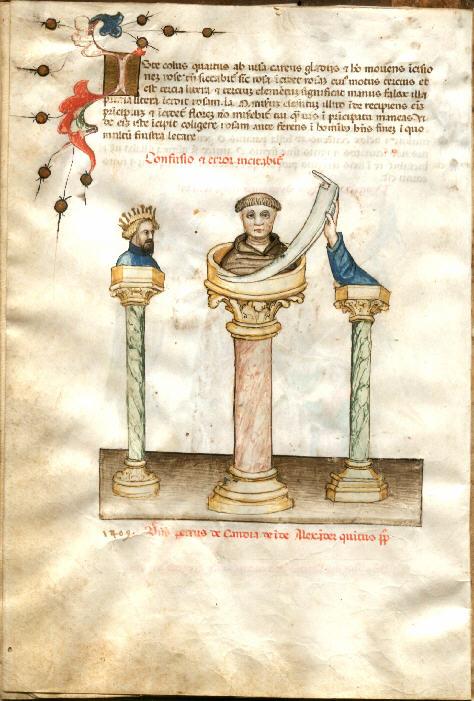 Vaticinia de Summis Pontificibus 20