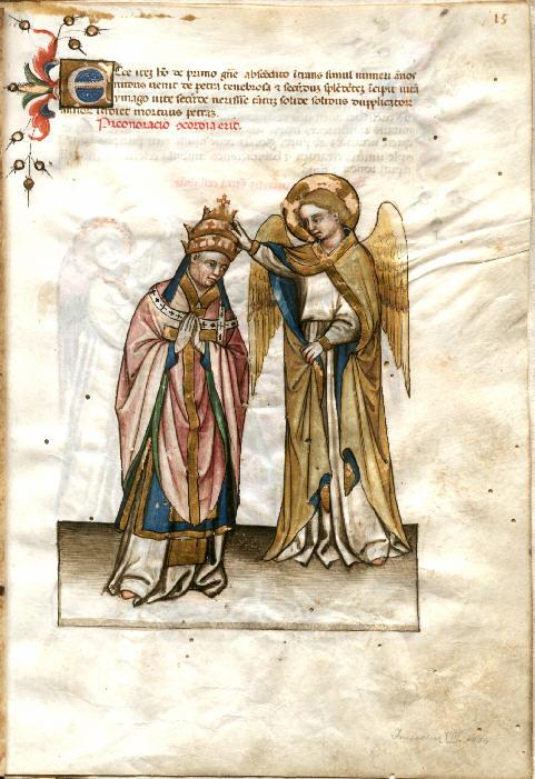 Vaticinia de Summis Pontificibus 29