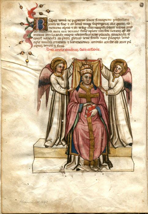 Vaticinia de Summis Pontificibus 30