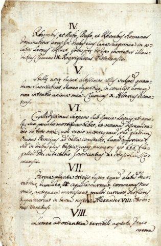 Vaticinios Vatinicia Nostradamus 10