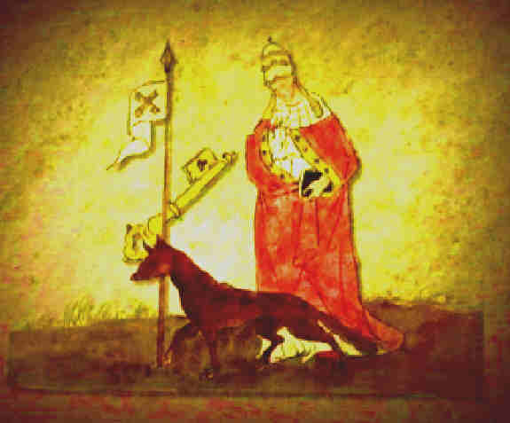 Vaticinios Vatinicia Nostradamus 26