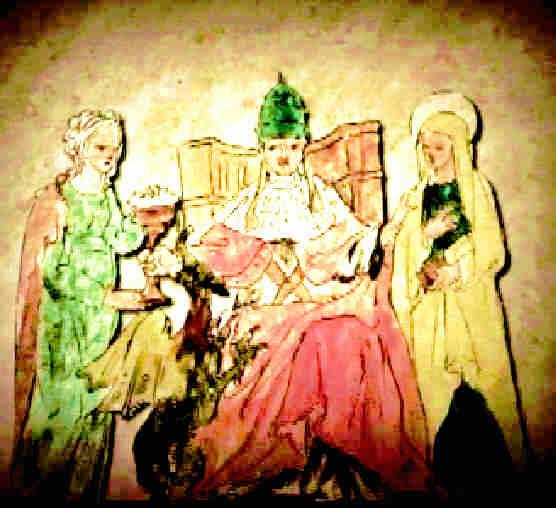 Vaticinios Vatinicia Nostradamus 28