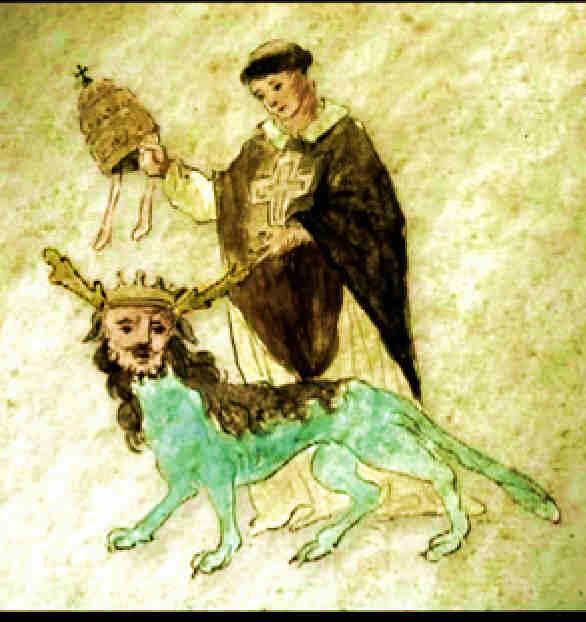 Vaticinios Vatinicia Nostradamus 35