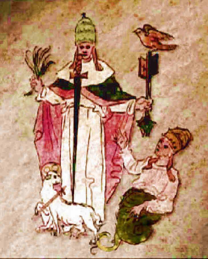 Vaticinios Vatinicia Nostradamus 42