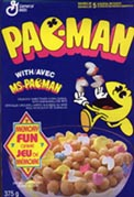 cereales pac man canada