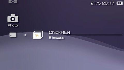 chickhen psp