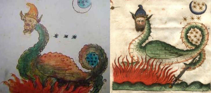 comparacion Vaticinia Summis Pontificibus Nostradamus 1