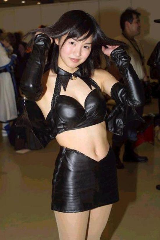 cosplay chicas disfrazadas manga videojuegos 03