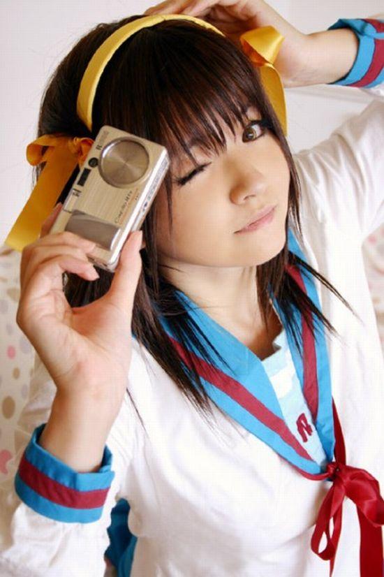 cosplay chicas disfrazadas manga videojuegos 05