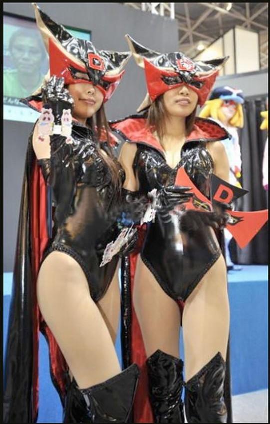 cosplay chicas disfrazadas manga videojuegos 10
