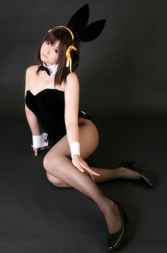 cosplay chicas disfrazadas manga videojuegos 12