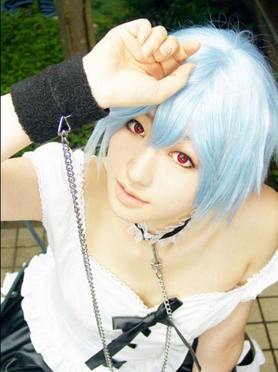cosplay chicas disfrazadas manga videojuegos 14